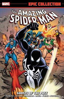 Amazing Spider-Man Epic Collection By Marvel Comics Group (COR)